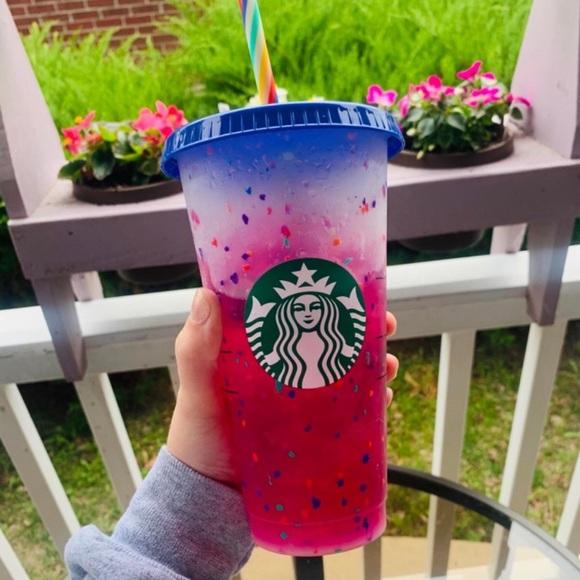 ⭐️ Starbucks Confetti Cup ⭐️